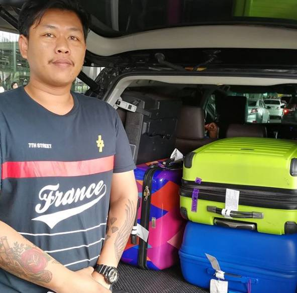 driver team Pattaya Utapao transfer